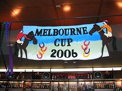 Melbourne Cup theming