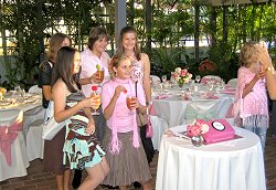Girl's Birthday Party